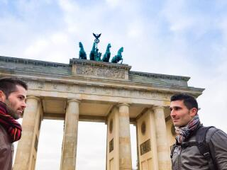 Berlin is one of the best gay holiday destinations in Europe