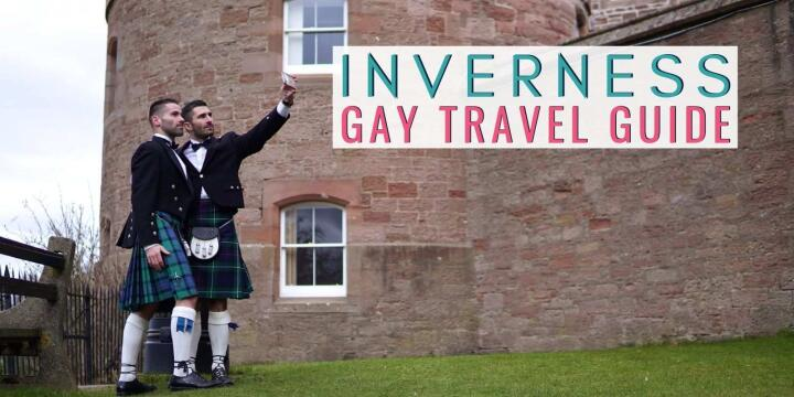 Check out our gay travel guide to Inverness with all the best gay places to stay, eat and what to do!