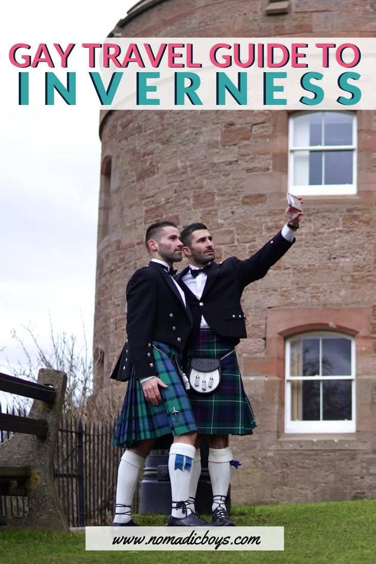 Find out the best gay friendly places to stay and things to do in our gay travel guide to Inverness, Scotland