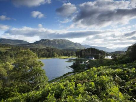 Glen Affric one of best things to do in Inverness Scotland