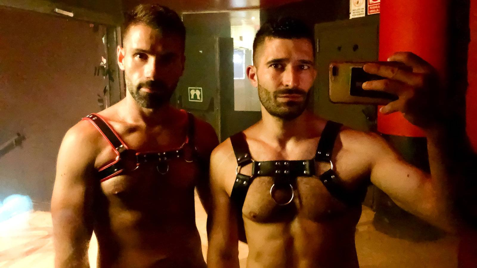 The Black Room Club one of the best gay clubs in Barcelona