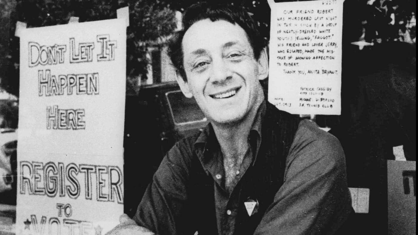 Harvey Milk had a strong influence on San Francisco becoming one of the most gay friendly cities in the world
