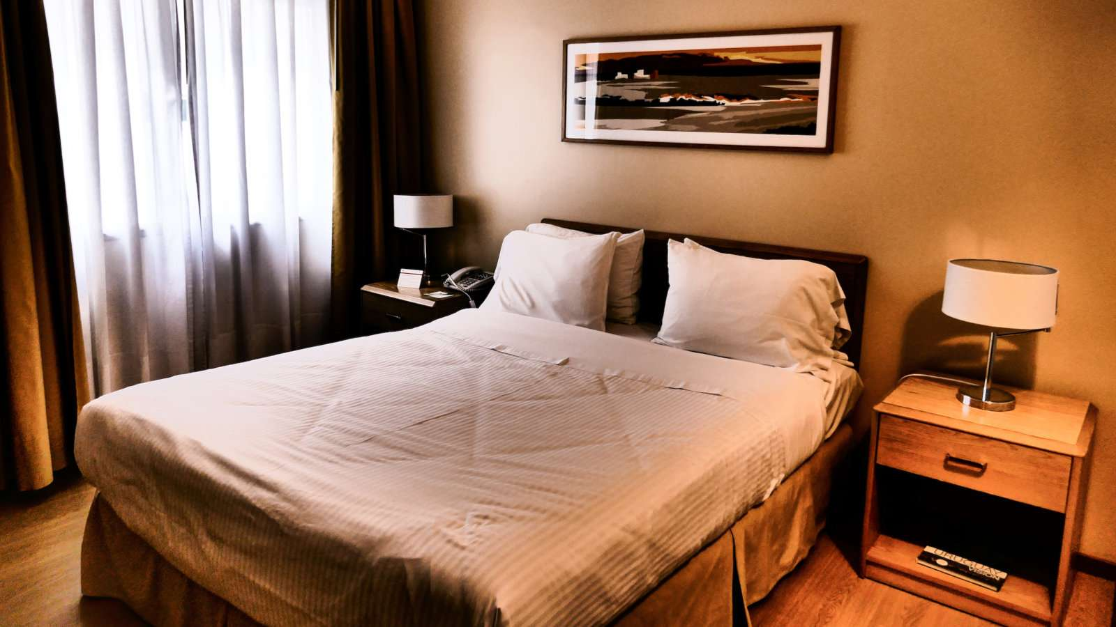 The Holiday Inn Montevideo offers comfortable and affordable gay friendly accommodation in Uruguay