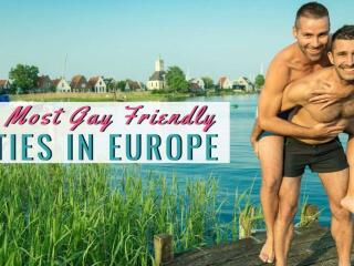 Read our guide to the most gay friendly cities in Europe