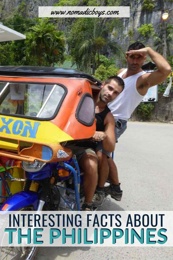 Read the most interesting facts about the Philippines