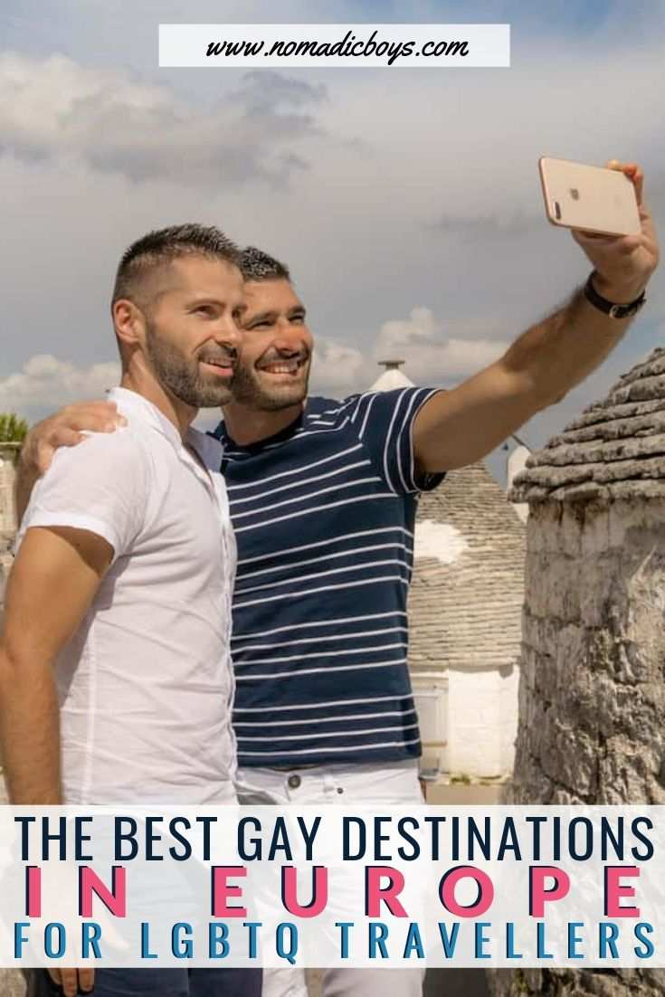 Read all about our favourite gay destinations in Europe that are perfect for LGBTQ travellers.