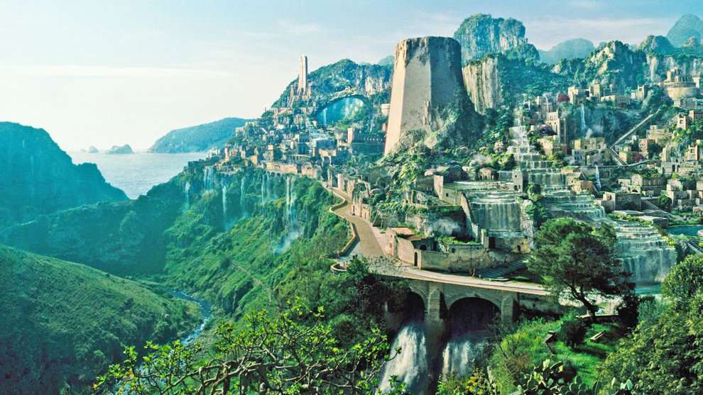 If you wished you could visit the fictional Themyscira Island from Wonder Woman, just head to the Amalfi Coast instead