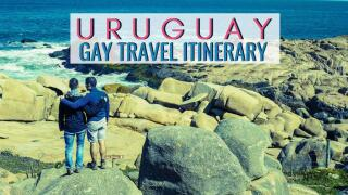 One week travel itinerary to uruguay by nomadic boys