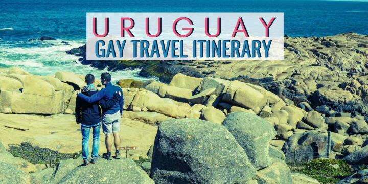One week travel itinerary to uruguay by nomadic boys