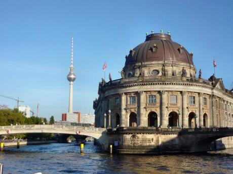 Berlin has a whole mini island full of museums that's definitely worth exploring