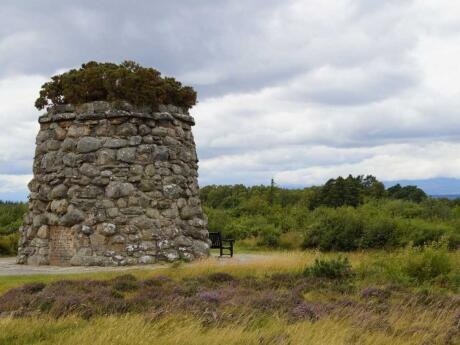 Visiting Culloden Battlefield is one of the best things to do in Inverness