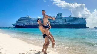Nomadic Boys on a gay cruise
