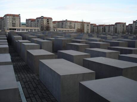 The Holocaust Memorial in Berlin is a sobering place that should be experienced at least once
