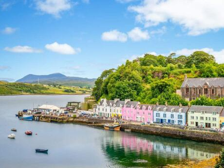 Visiting the Isle of Skye is a must do while you're in Scotland, and doable as a day trip from Inverness