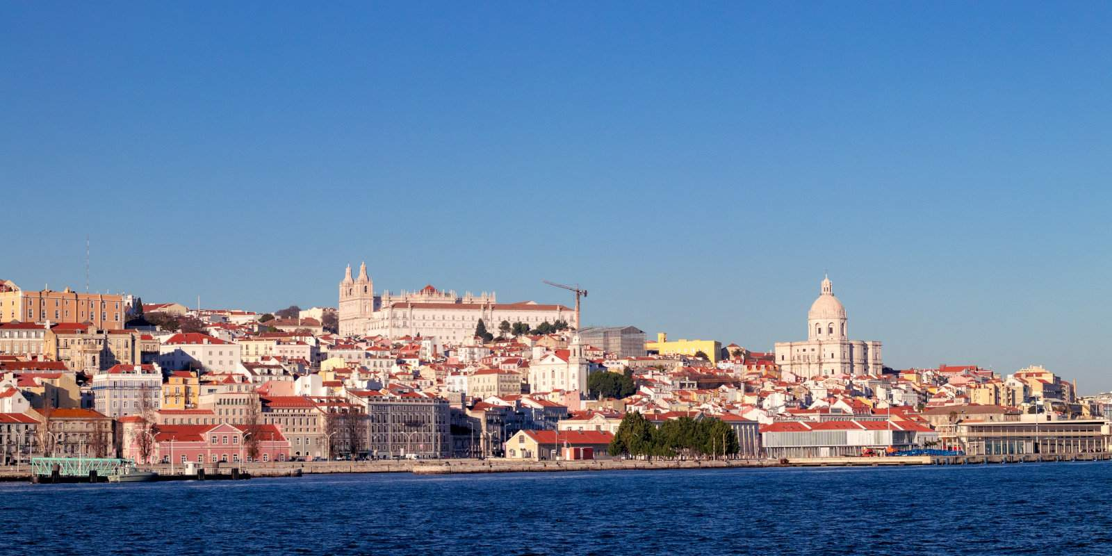 For great weather and a fun gay scene, head to Lisbon