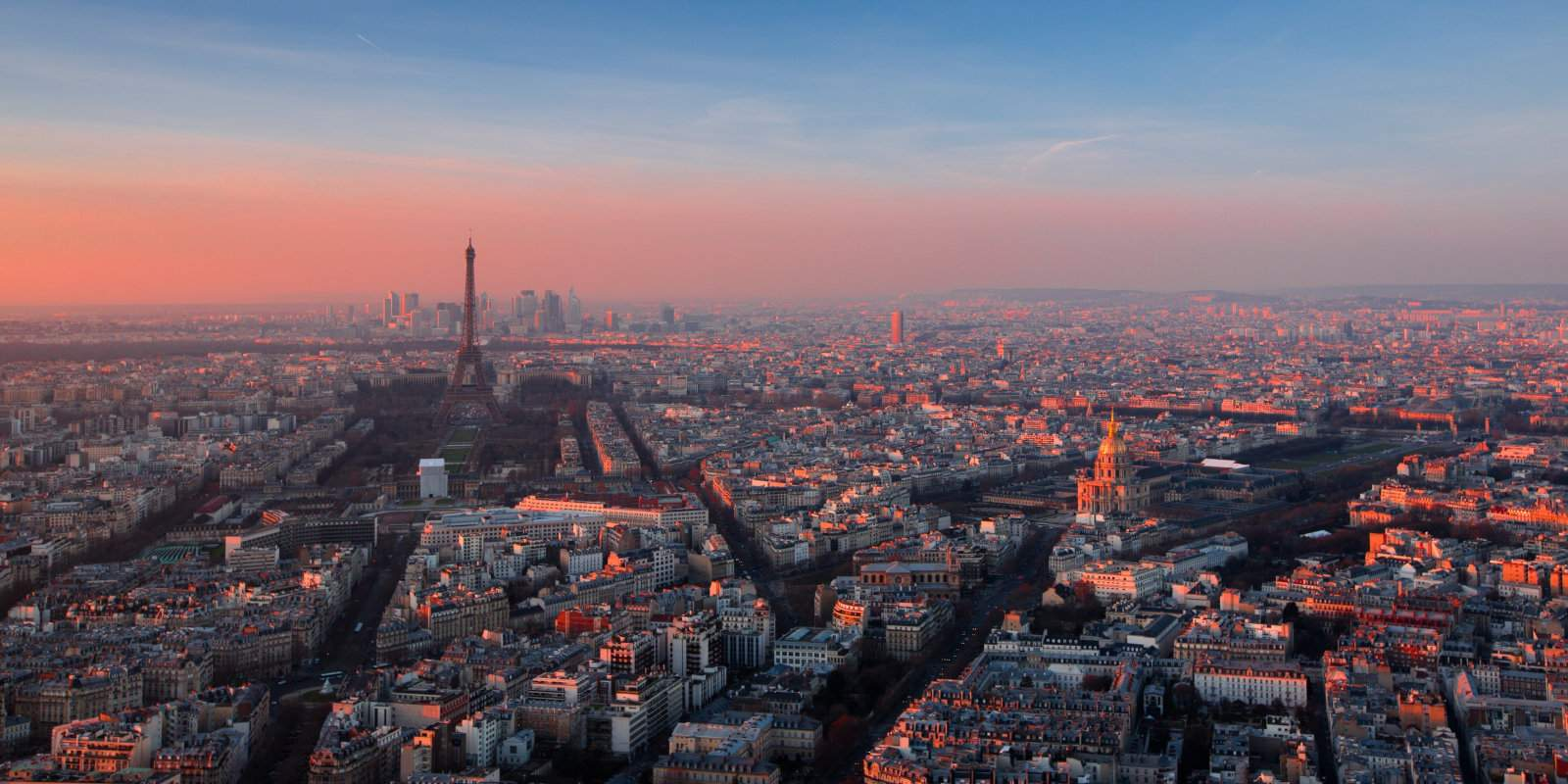 Paris is one of the most gay friendly cities in Europe
