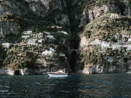 Visit Praiano on the Amalfi Coast for some of the most incredible views