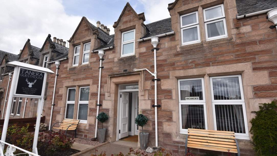 Tanera is a lovely little bed and breakfast located in the heart of Inverness