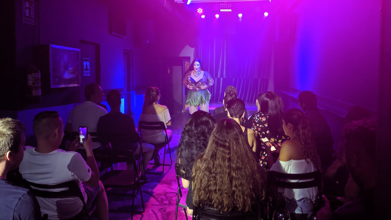 Believe gay bar Barcelona best for drag shows