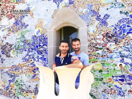 Make sure you also explore the interior of Gaudi's amazing Casa Battlo while in Barcelona