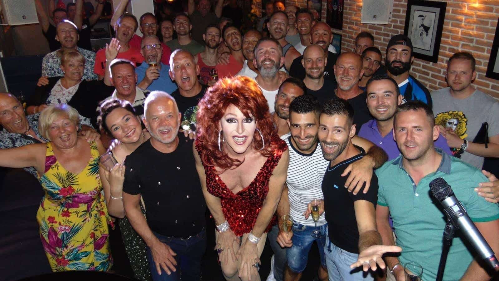One of our favourite gay bars in Sitges is El Piano