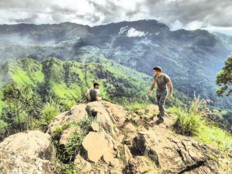Active gay travellers to Sri Lanka will love the Ella Rock trek for some impressive views