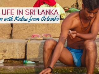 Find out what it's like to grow up gay in Sri Lanka with our interview with a local