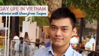 Find out what it's like to grow up gay in Vietnam in our interview with Quan from Saigon