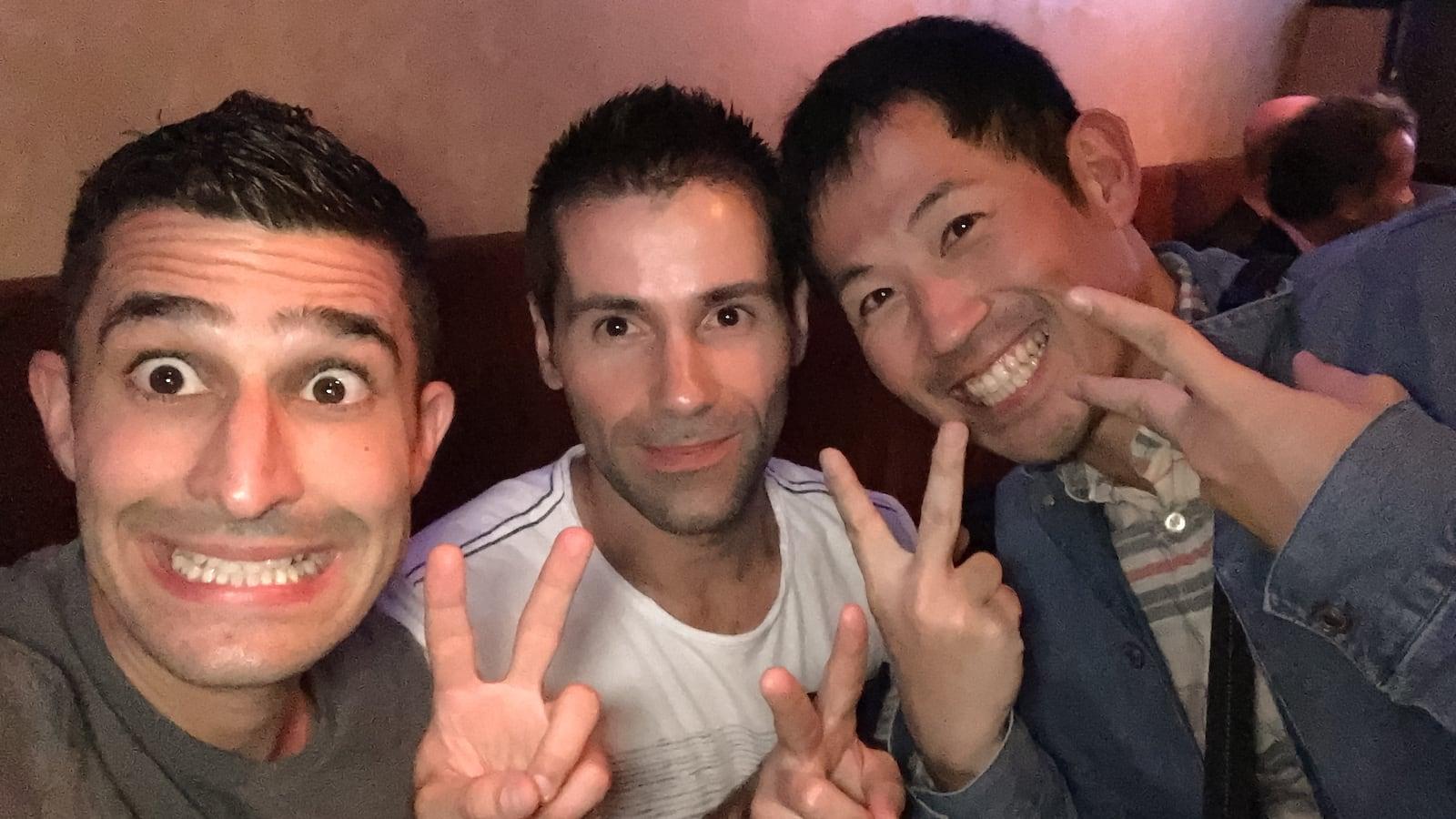 Gay clubbing in Tokyo's Dragon Men