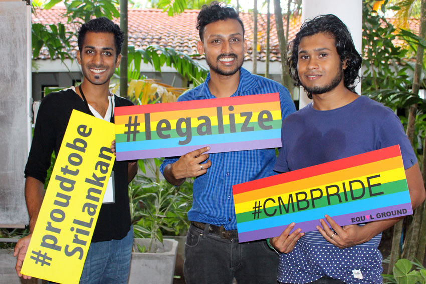 LGBTQ rights and gay travel in Sri Lanka