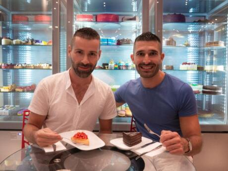 Gustav Innovation Sucrée is a delicious and gay friendly pastry shop in Beirut you have to check out!