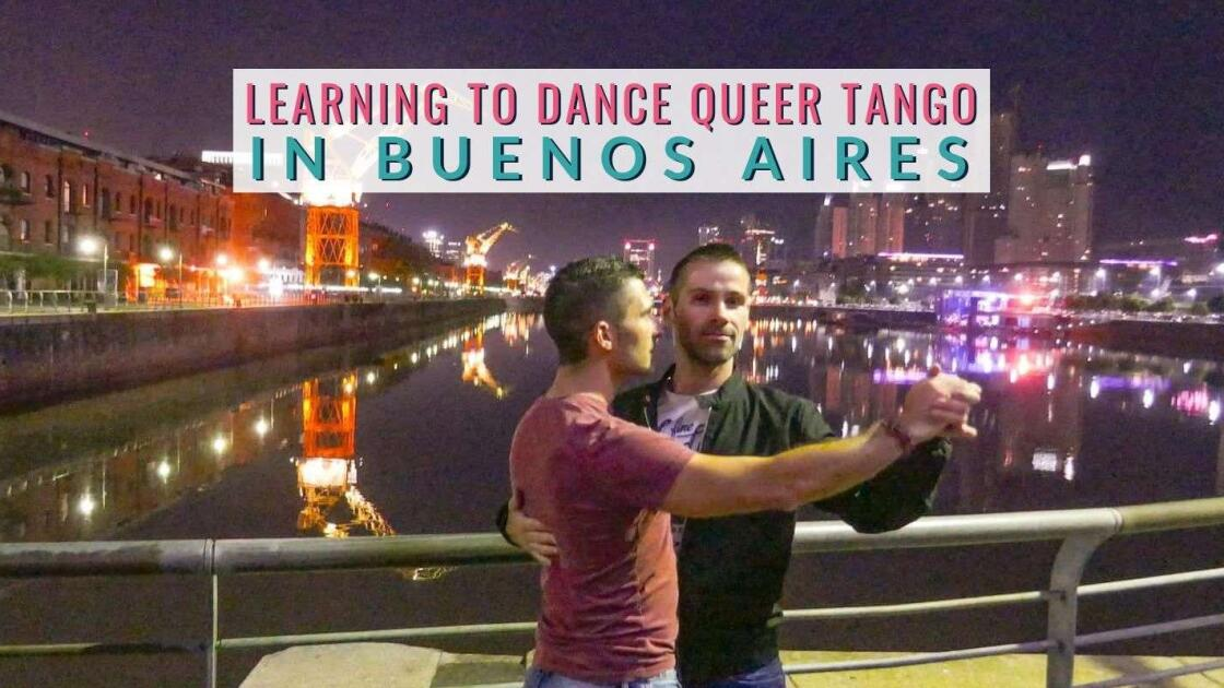 tango gay dating