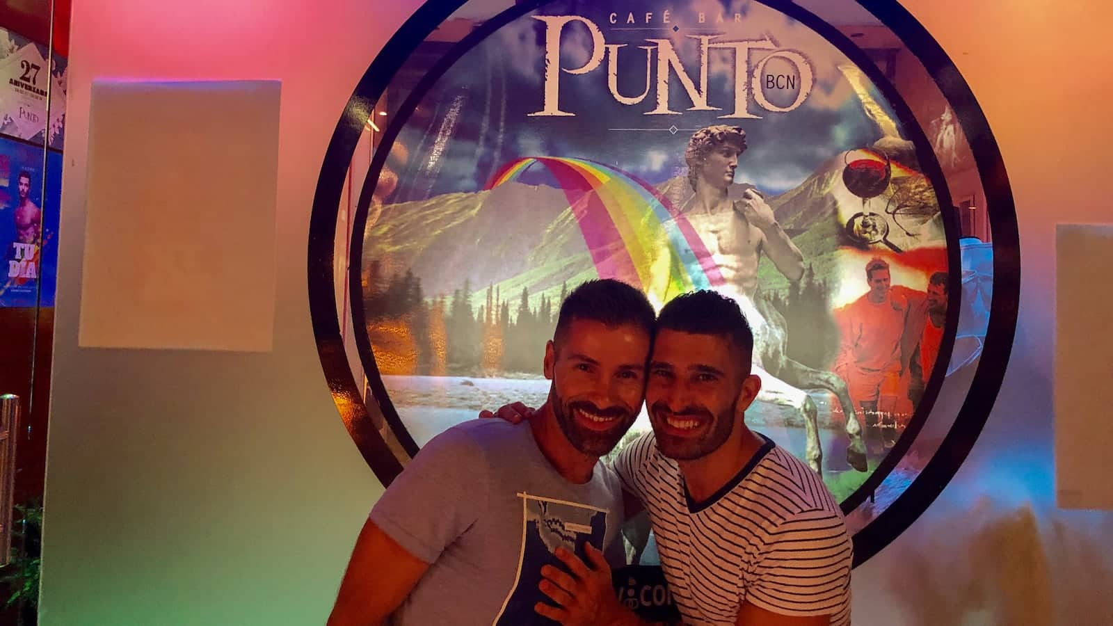 Punto gay bar in Barcelona