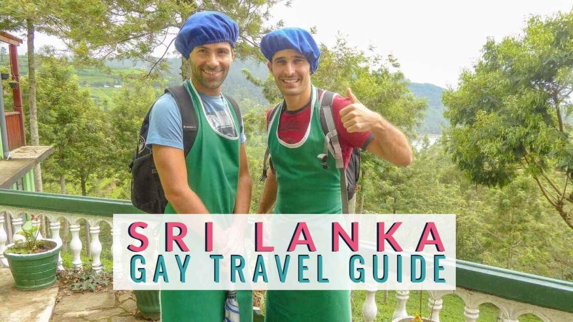 Gay Sri Lanka travel: a complete gay guide for LGBTQ travellers