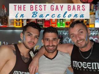 Discover the best gay bars in Barcelona for drinks, dancing, drag shows and more!