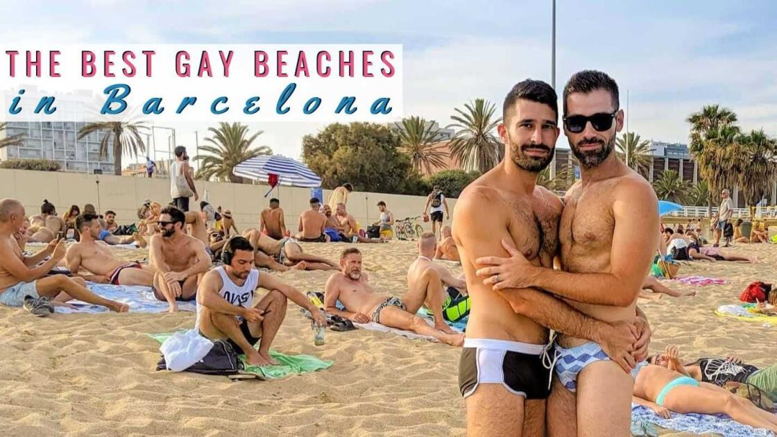 A complete guide to the best gay beaches in Barcelona