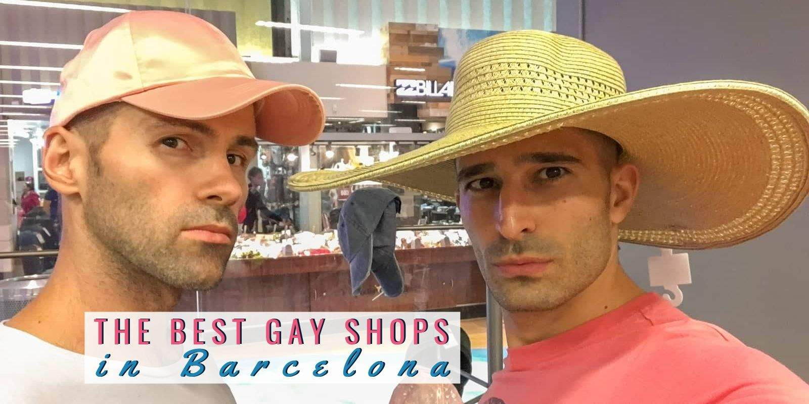 Find out our favourite gay shops in Barcelona, from clothes to sex toys!
