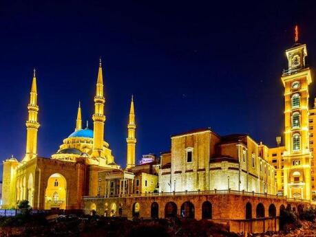 Beirut is an exciting and vibrant city to explore at night