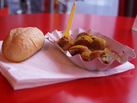 Explore Berlin's culinary scene on a neighbourhood food tour