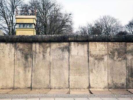 Learn about the history of the Cold War and Berlin Wall during an informative walking tour