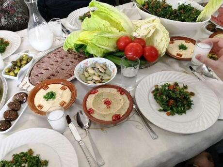 Joining a cooking class in a wonderful way to meet locals and learn how to make authentic Lebanese cuisine in Beirut