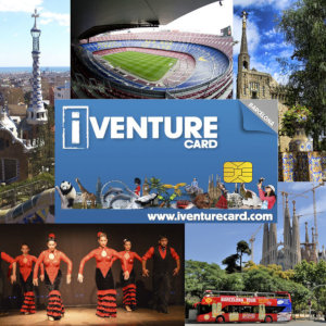 Save money on sightseeing in Barcelona with the iVenture card
