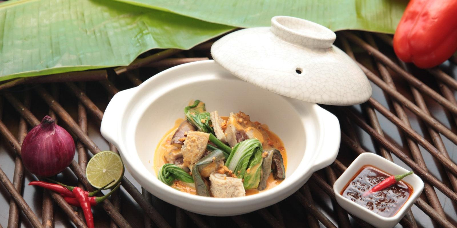 Kare kare é um delicioso tipo de guisado das Filipinas
