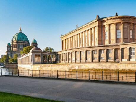For some culture and art make sure you spend time exploring the museums of Museum Island in Berlin