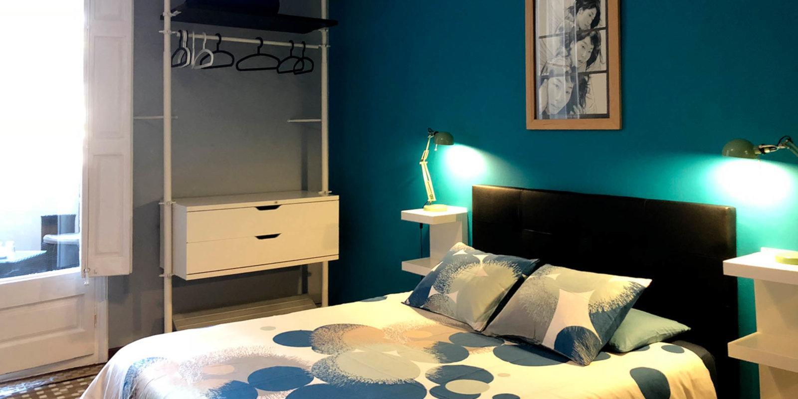 Pension Eos est un hôtel gay coloré à Barcelone