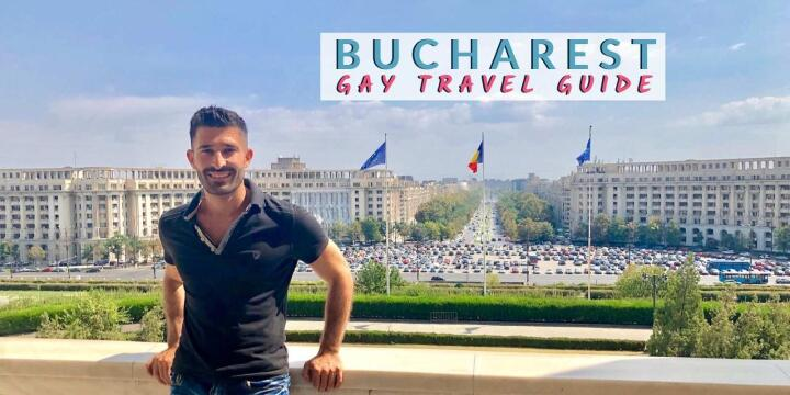 Find out the best gay bars, clubs, places to stay, places to eat and things to do in Bucharest, Romania!