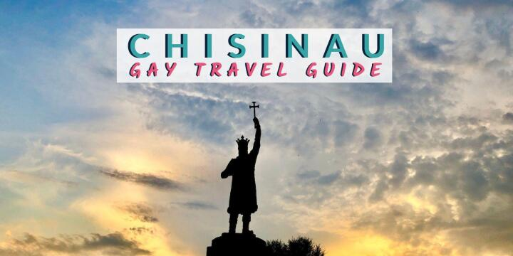 Our gay guide covering all the best places for gay travellers to stay, eat and have fun in Moldova's capital city of Chisinau