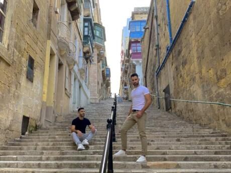 We loved exploring the historic streets of Valletta during our time in Malta