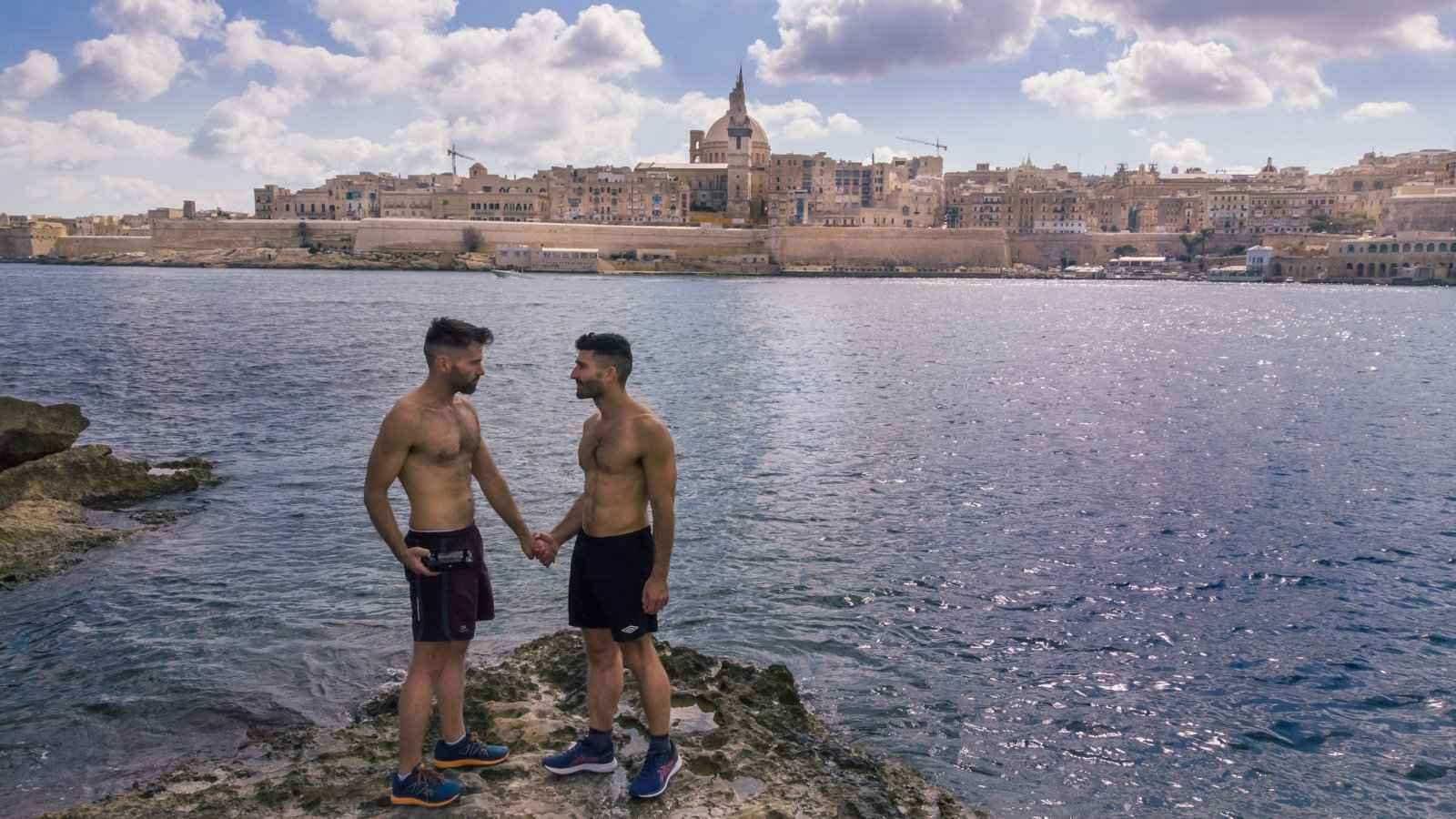 There are a few secluded gay beaches in Malta for private sunbathing or even some discreet nudity