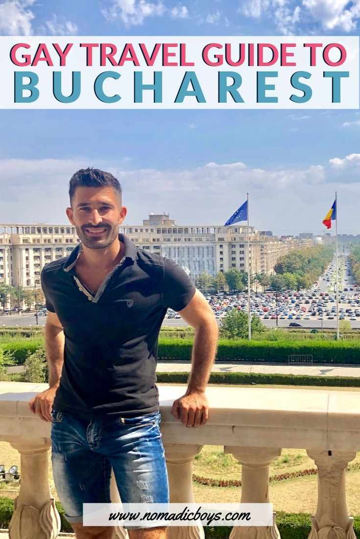 Our guide to the best gay bars, clubs, places to stay, places to eat and things to do in Bucharest, Romania!